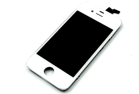 iphone 4s komplett display lcd reparatur phone repair. Black Bedroom Furniture Sets. Home Design Ideas