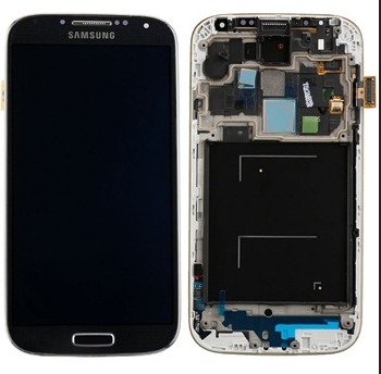 samsung galaxy s4 display lcd glas reparatur phone. Black Bedroom Furniture Sets. Home Design Ideas